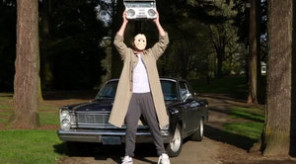 The Menzingers' New Video, Starring Jason Voorhees