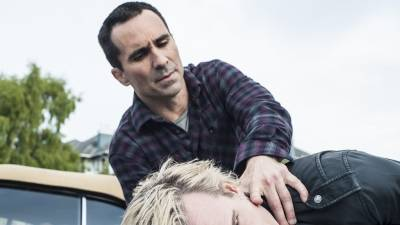 bates motel escape artist - romero and zane
