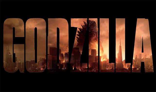 Godzilla Logo