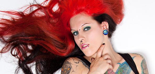 yasmine morgan hair