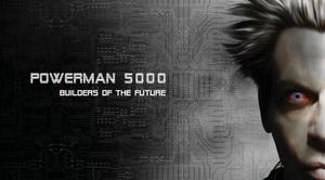 powerman 5000 - builders of the future cover