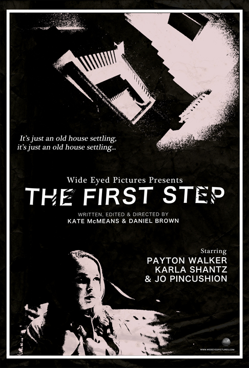the first step poster