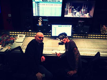 tommy lee and smashing pumpkins