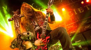 black label society at the rave