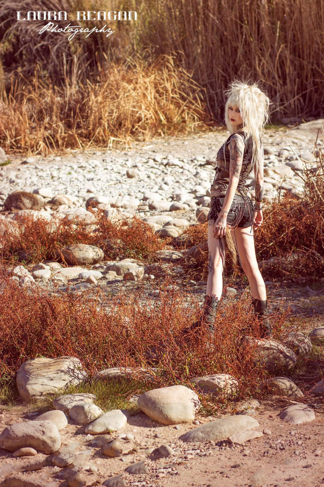shelly d'inferno - Laura Reagan Photography