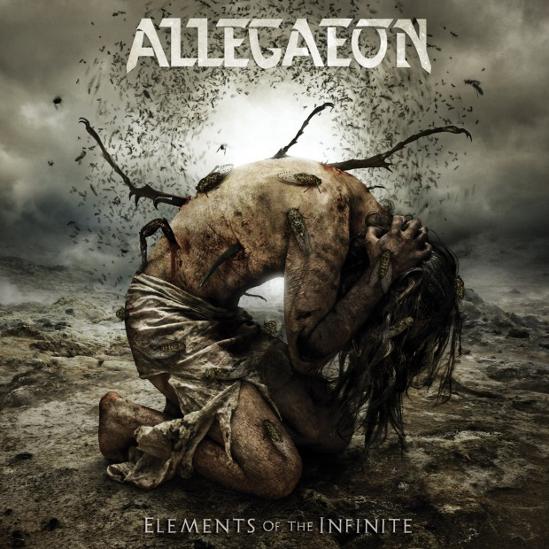 Allegaeon Elements of the Infinite album cover