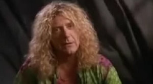robert plant on punk rock's origins