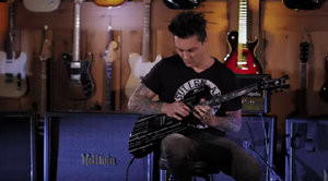 synyster gates - guitar center master class