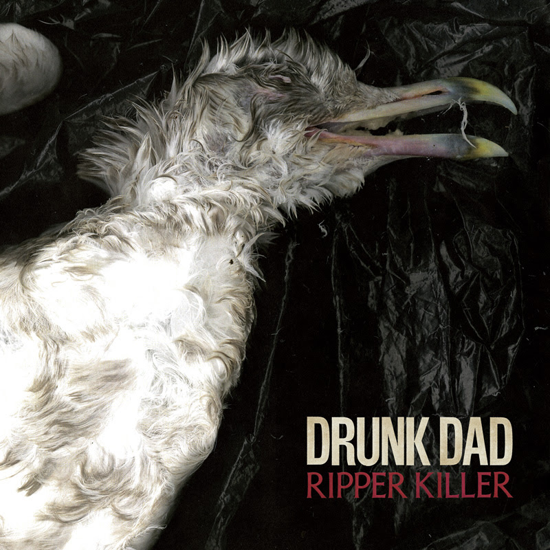 drunk dad - ripper killer - album cover