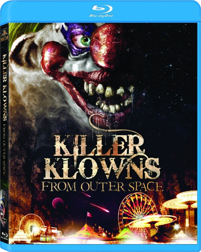 killer klowns from outer space coming to television