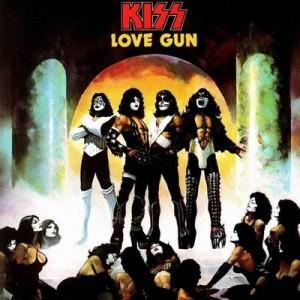 kiss love gun cover art