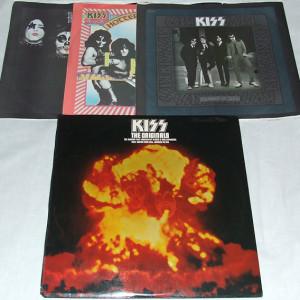 kiss the originals album set