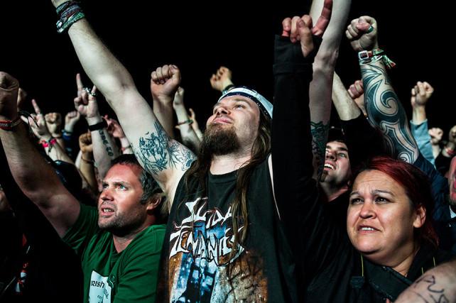 Amnesia Rockfest 2014