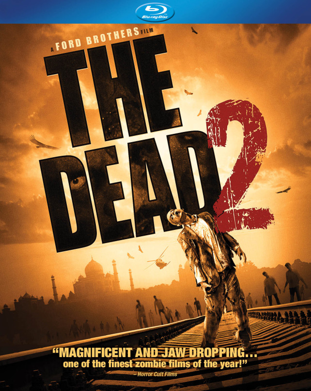 the dead 2 -blu-ray box