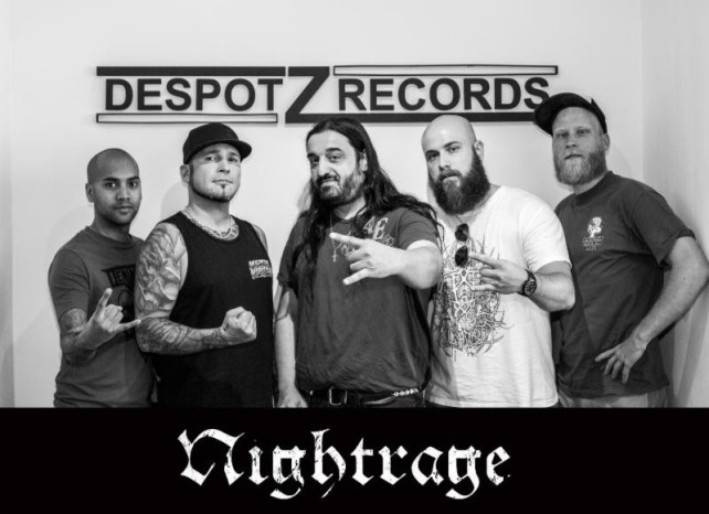 nightrage sign to despotz