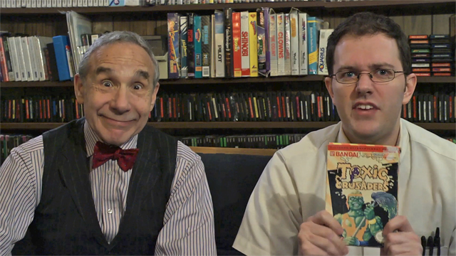 angry video game nerd the movie with lloyd kaufman