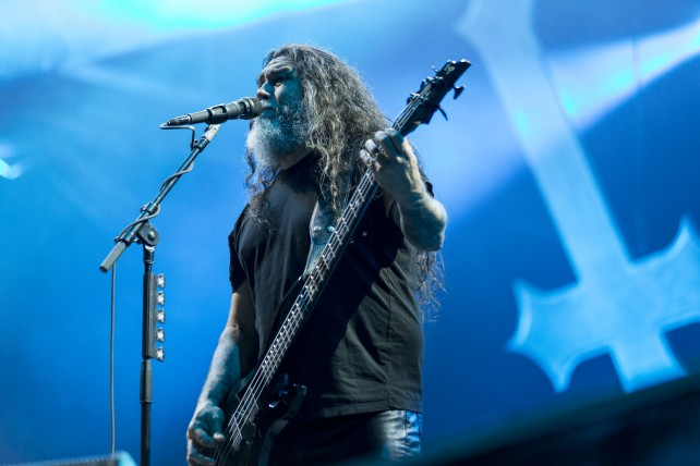 Slayer - Credit: Tim Snow