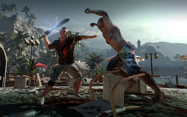 dead island movie in development
