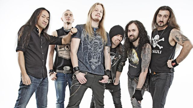 dragonforce 2014 - ring of fire