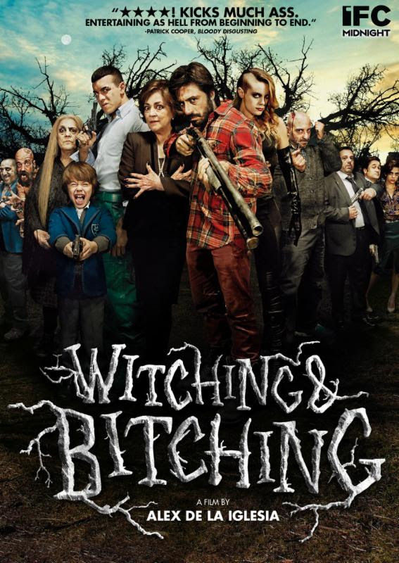 Witching & Bitching DVD