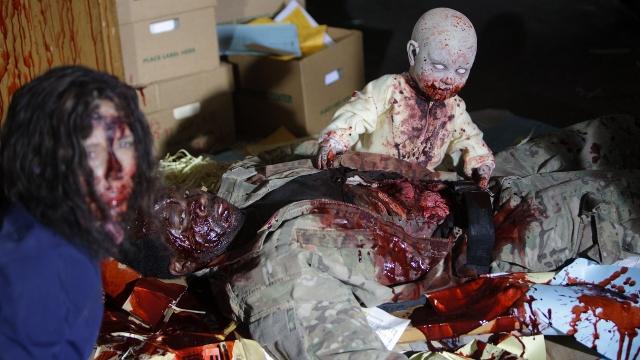 z nation - baby zombie