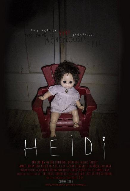 heidi 2014 movie poster