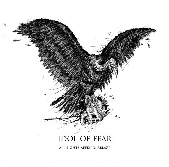 idol of fear - album cover