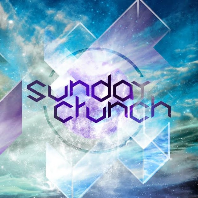 sunday crunch - cover