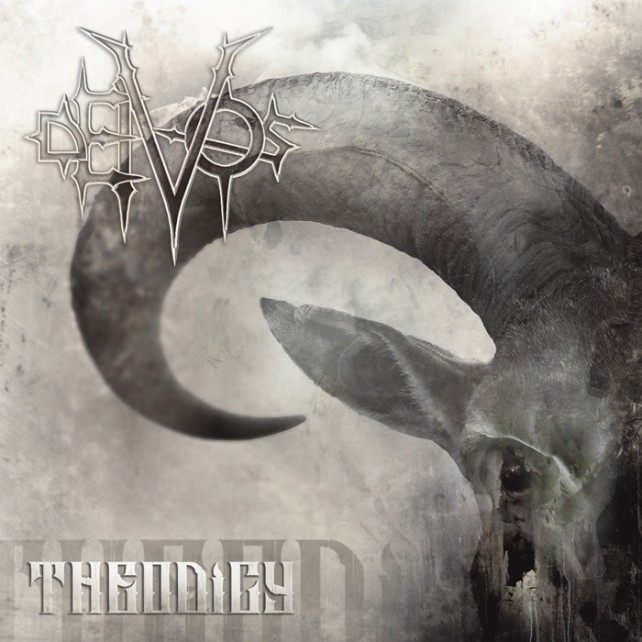 DEIVOS - theodicy - album cover