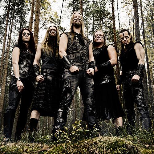 Ensiferum 2014