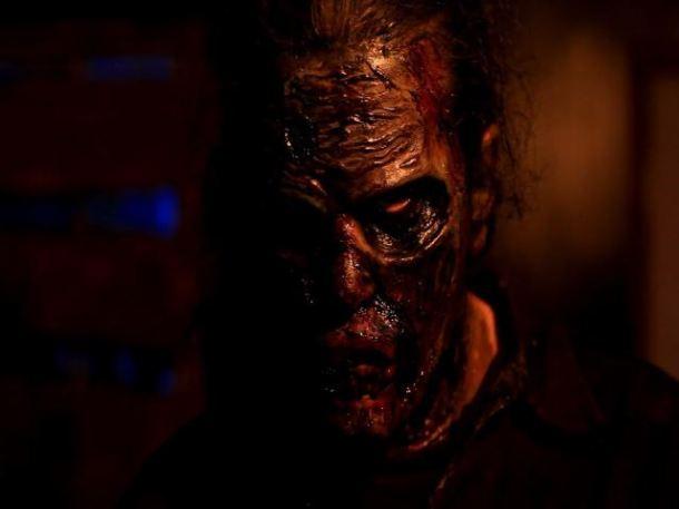 Hairmetal Shotgun Zombie Massacre The Movie - 1