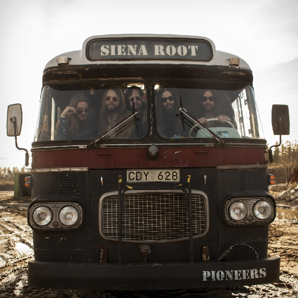 Siena-Root pioneers album cover