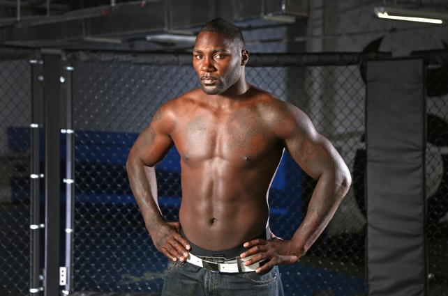 UFC fighter Anthony Johnson