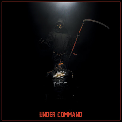 portrait ram split - under command - album cover