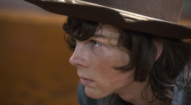 the walking dead, season 5, episode 7 - carl