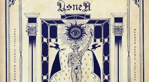 usnea - random cosmic violence - album cover