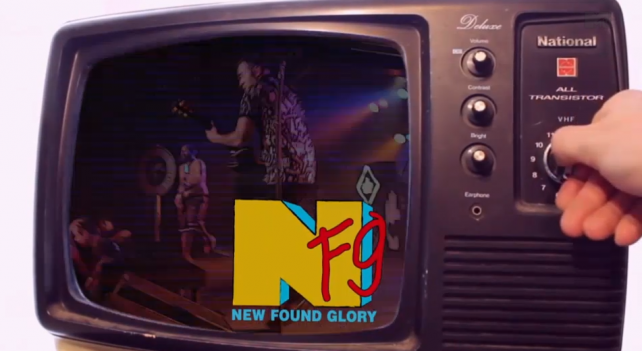 new found glory - stubborn - video