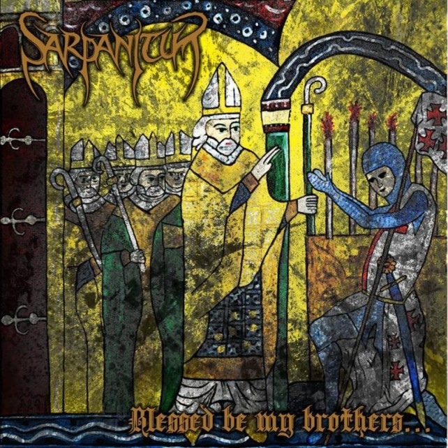 sarpanitum - blessed be my brother - cover art