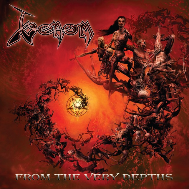 venom - from the very depths - album cover
