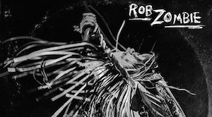 rob zombie spook show cd - front cover