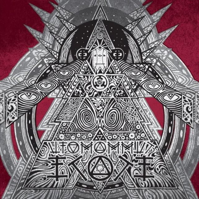 UFOMAMMUT - ecate - album cover