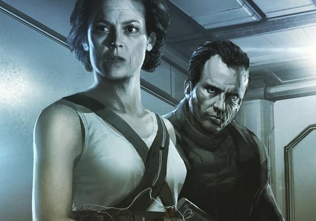 Neill Blomkamp's Alien