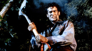 bruce campbell - evil dead