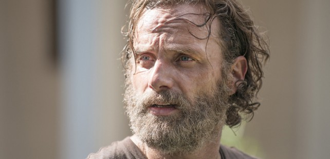 the walking dead season 5 - rick
