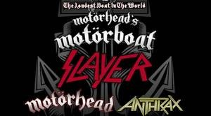 motorhead motorboad tour poster