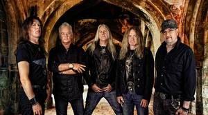 saxon - warriors of the road tour