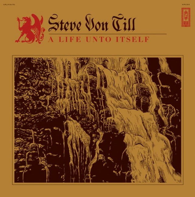steve von till - a life unto itself - album cover