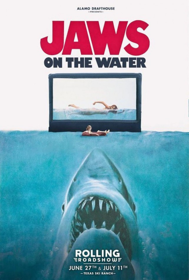 JAWS on The Water Screening