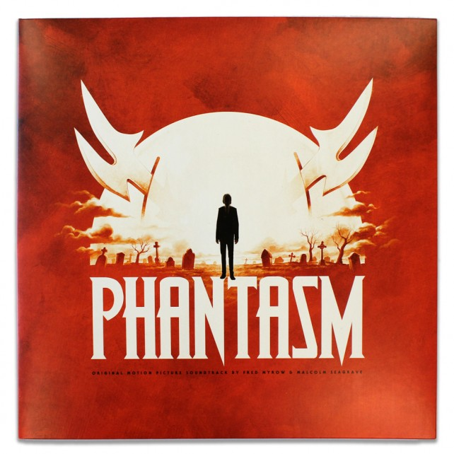 PHANTASM Original Motion Picture LP
