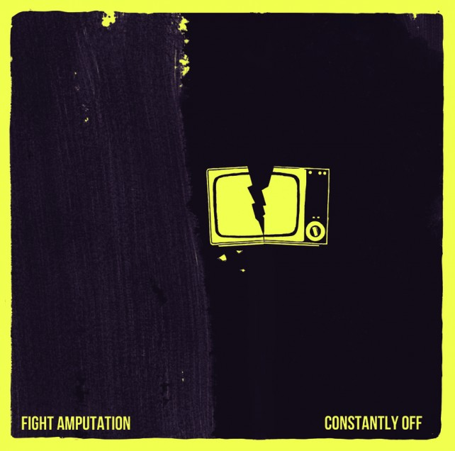 fight amp - constantly off - album cover